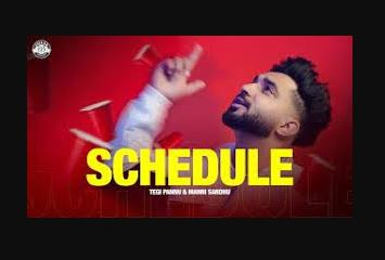 schedule-song
