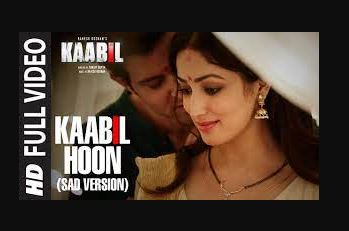 kaabil-hoon-song