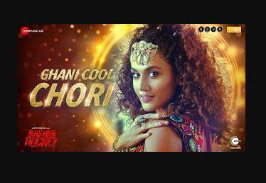 ghani-cool-chori-song