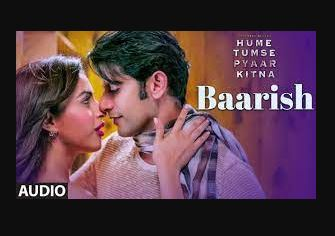 baarish-song