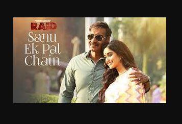sanu-ek-pal-chain-song
