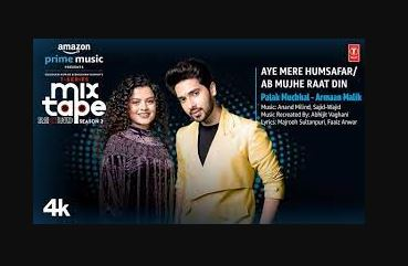 ae-mere-humsafar-song