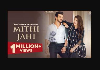 Mithi-Jahi-song