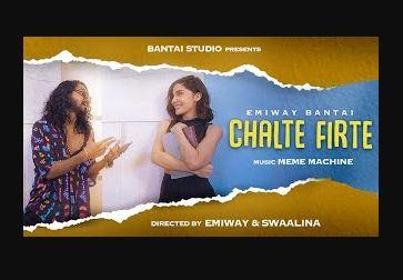 Chalte-Firte-song